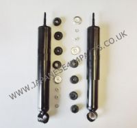 Toyota Land Cruiser 4.2D HZJ81 Import - Rear Shock Absorber Pair (Non Adjustable)